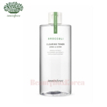 INNISFREE Boccoli Clearing Toner 350ml [Large Size Limited]